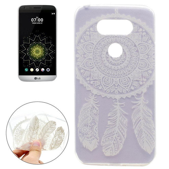 Dream Catcher Grippy LG G5 Case | Protective LG G5 Cases | Protective LG G5 Covers | iCoverLover