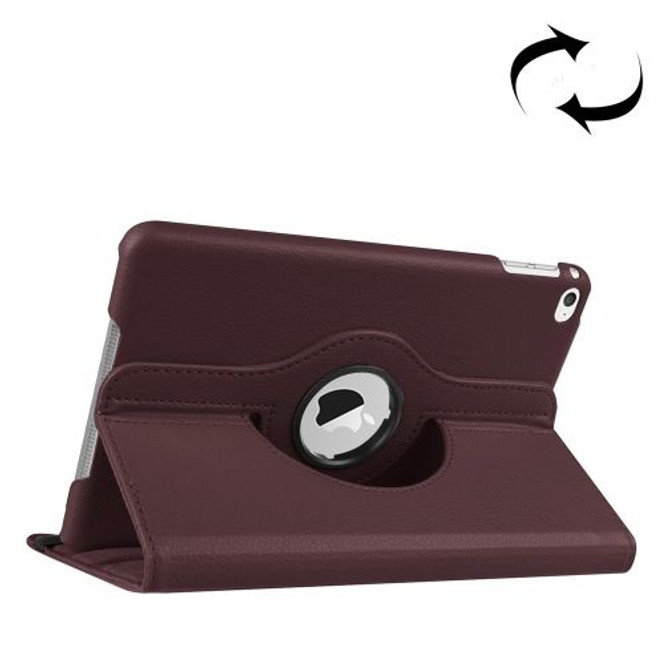 Coffee Leather iPad Mini 4 Case | iPad mini Cases Australia | iPad mini Cases | iCoverLover