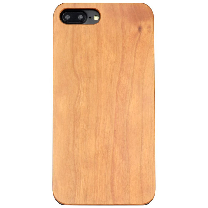 Cherry Smooth iPhone 8 PLUS & 7 PLUS Case | Wooden iPhone 8 PLUS & 7 PLUS Cases | Wooden iPhone 8 PLUS & 7 PLUS Covers | iCoverLover