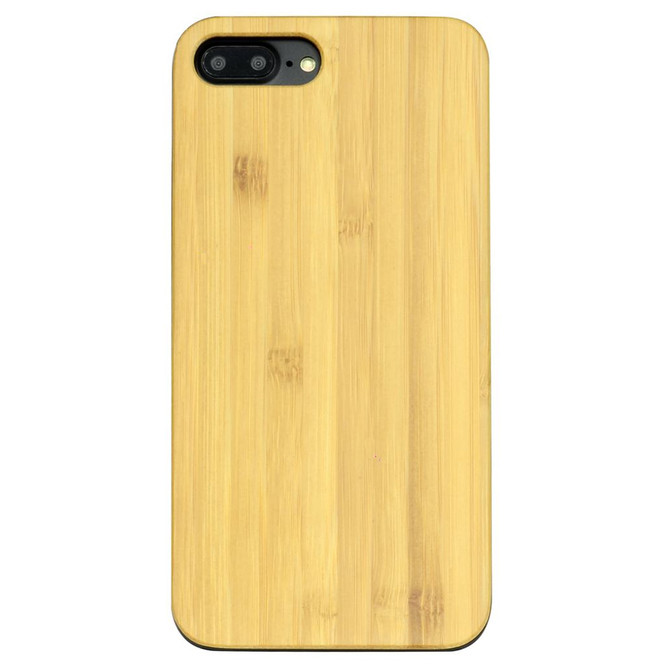 Bamboo Smooth iPhone 8 PLUS & 7 PLUS Case   Wooden iPhone 8 PLUS & 7 PLUS Cases   Wooden iPhone 8 PLUS & 7 PLUS Covers   iCoverLover