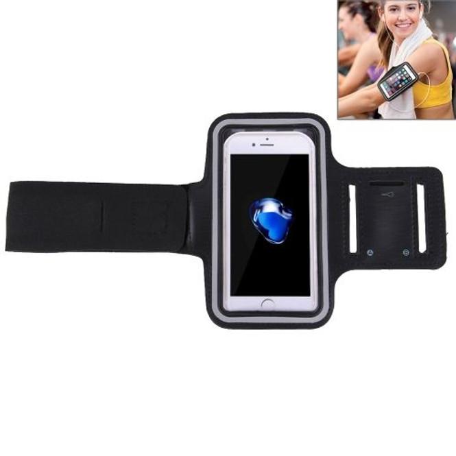 Black Sports iPhone 8 PLUS & 7 PLUS Case Armband   Sport Universal Accessories   iCoverLover