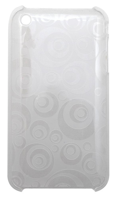 Translucent Geometrical Circles iPhone 3, 3GS Case | Best iPhone Cases | Best iPhone Covers | iCoverLover
