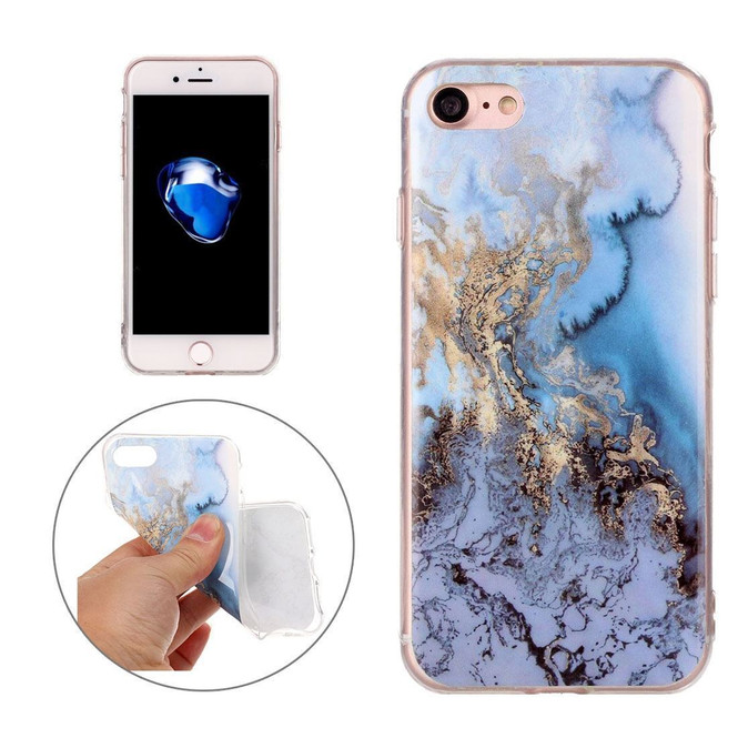Blue Marble iPhone 8 and 7 Case | Protective iPhone SE (2020) / 8 / 7 Covers | Protective iPhone SE (2020) / 8 / 7 Cases | iCoverLover