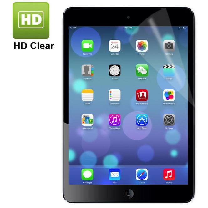 Clear iPad 9.7 inch 2018, 2017, iPad Air, iPad Air 2 Plastic Screen Protector | iPad Screen Protector Foils | iCoverLover