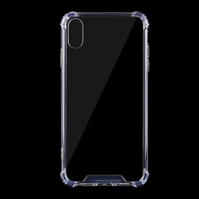 iPhone XR Case Transparent Ultra-thin TPU Back Shell Cover with Bumper Protection   Protective Apple iPhone XR Cases   Protective Apple iPhone XR Covers   iCoverLover