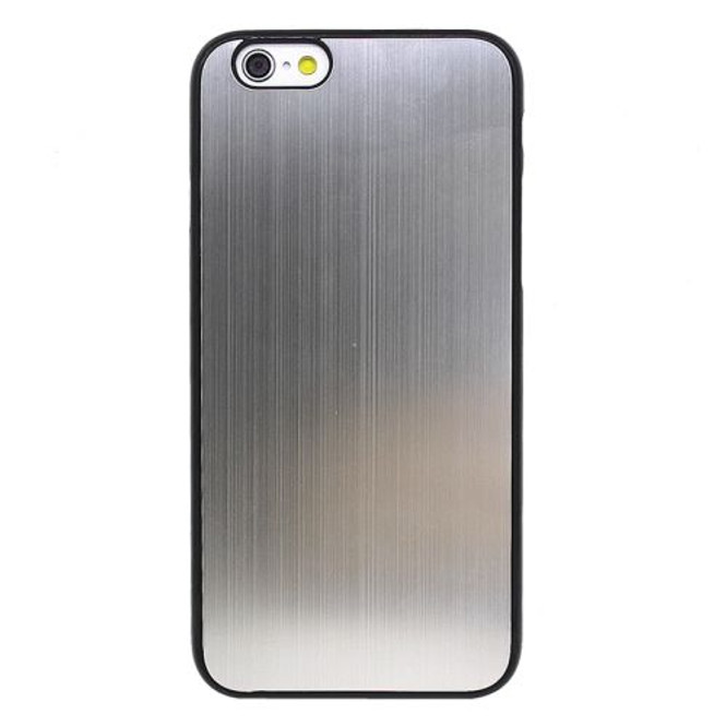 Brushed Silver iPhone 6 Plus & 6S Plus Case | Protective iPhone Cases | Protective iPhone 6 Plus & 6S Plus Covers