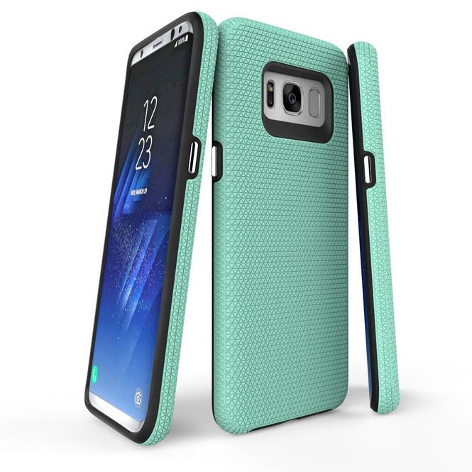 Mint Armour Samsung Galaxy S8 Case | Armor Samsung S8 Covers | Armor Samsung S8 Cases | iCoverLover
