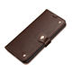 Samsung Galaxy S20/20+ Plus/20 Ultra 4G 5G Case, Genuine Leather Wallet in Brown   iCoverLover Australia