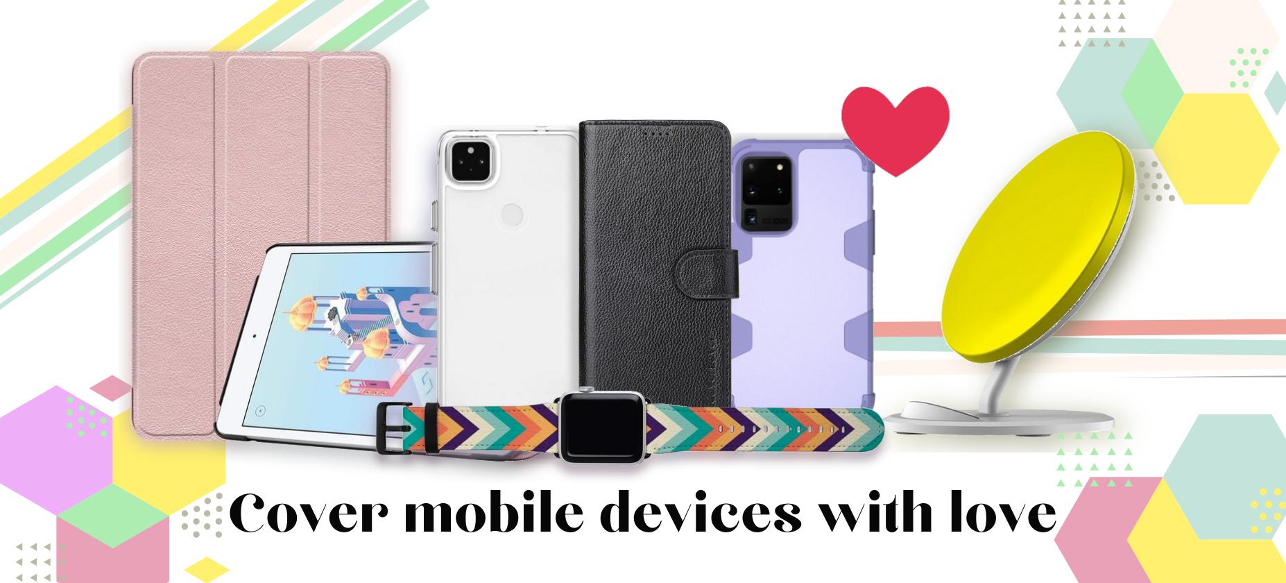 Shop Mobile Accessories | iCoverLover Australia