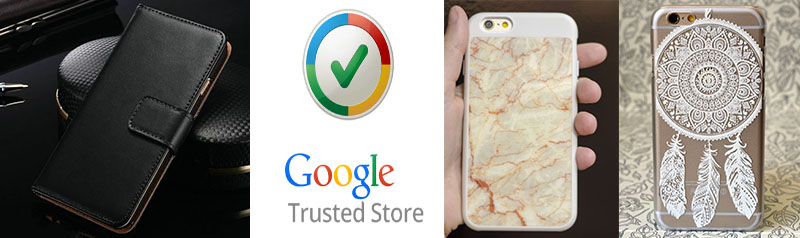 iCoverLover proud to be a Google Trusted Store