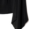 Fortuny Wrap Button-Down Skirt