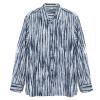 Striped Cotton Button-Down