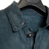 Sheepskin Leather Shirt
