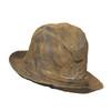 Paper-Woven Hat in Dijon