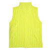 Highlighter Pleated Vest