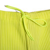 Highlighter Pleated Shorts