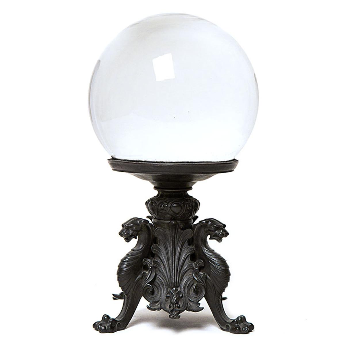 3002a0dacf31 Alan Bilzerian Black Jaguar Crystal Globe