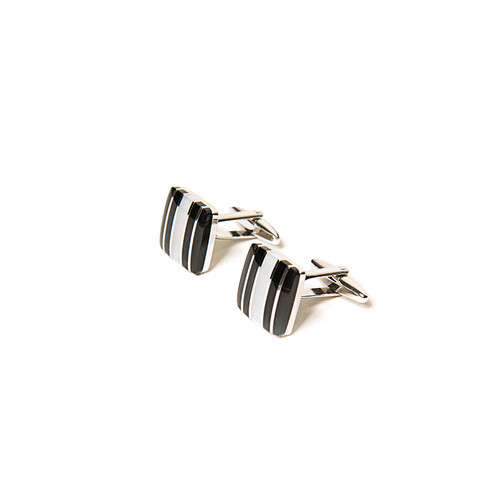 Rally Stripes Cufflinks