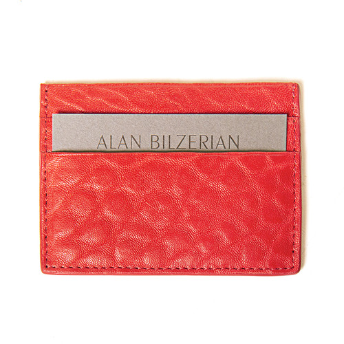 Red Card Wallet