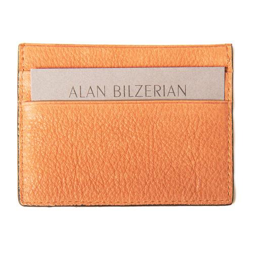 Tan Card Wallet