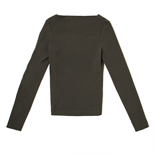 Dust Stretch Long-Sleeve Top
