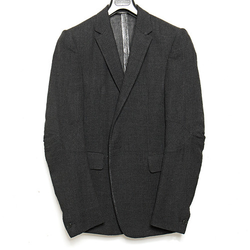 Unlined Charcoal Jacket