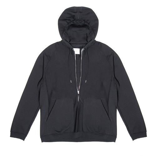 Half-Zip Pullover Hoodie