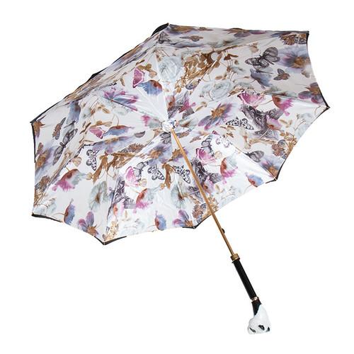 Floral Panda Umbrella