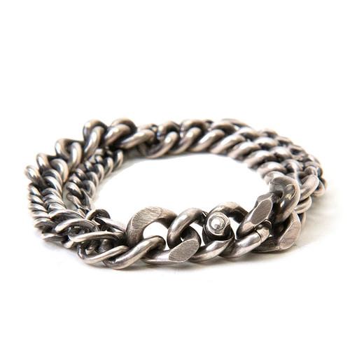 Dual Chains Bracelet