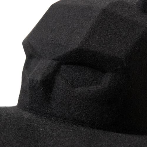 Molded Skull Hat