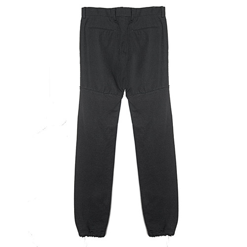 Tailored Cotton & Wool Trouser