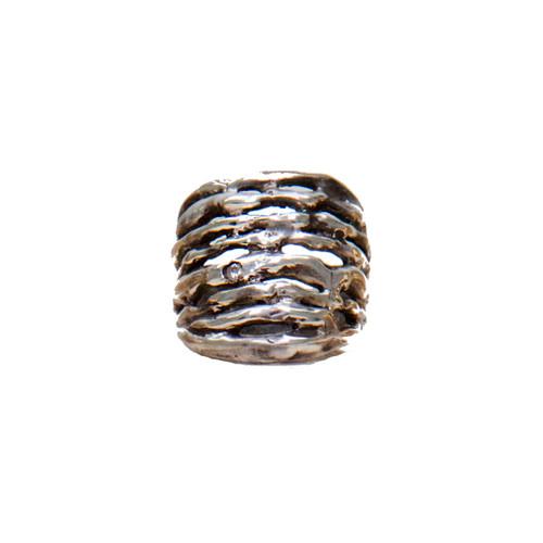 Silver Bondage 'II' HUNROD Ring