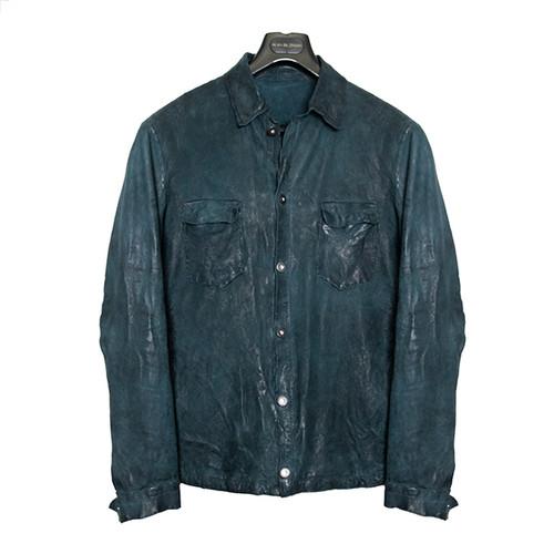 Sheepskin Leather Shirt
