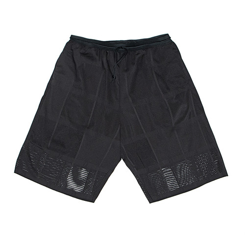 Mesh Grid Basketball Shorts
