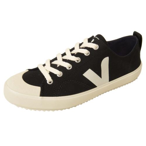 Nova Canvas Black Pierre Sneaker