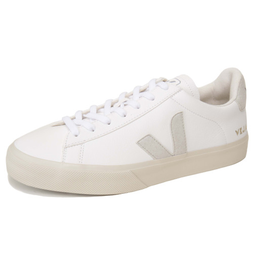 Campo White Natural Sneaker