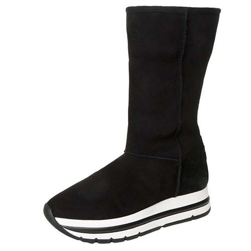 Maika Montone Shearling Boot