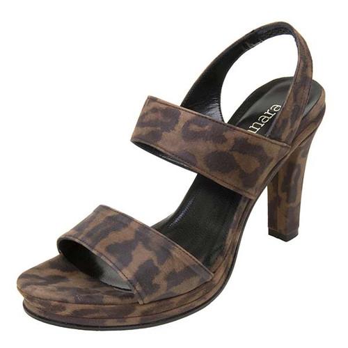 Articolo Leopard Sandal Heel