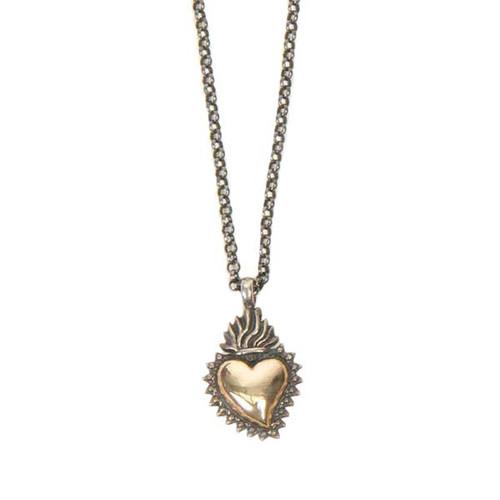 Tiny Ex Voto Pendant Necklace