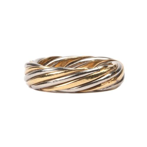 Vintage Twist Ring