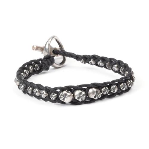 Single Skull Bracelet