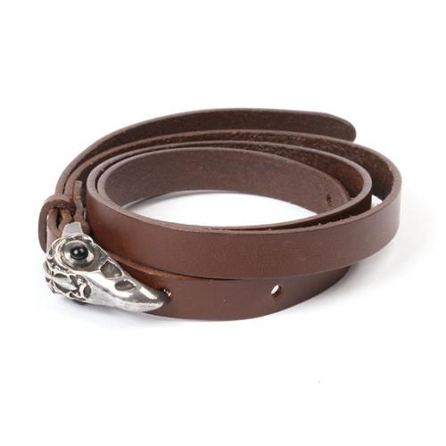 Eagle Skull Wrap Bracelet