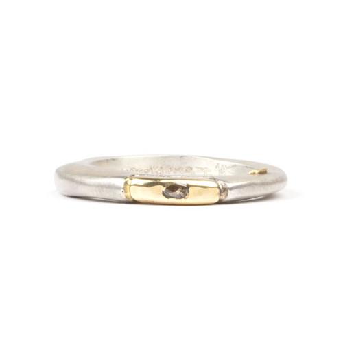 Diamond Sapho Ring