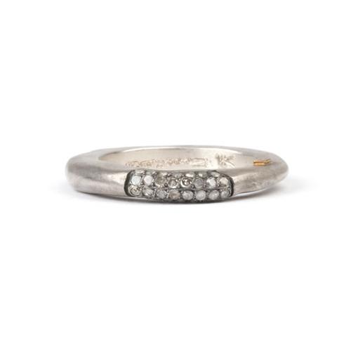 Pave Diamond Sapho Ring