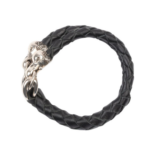 Bird Head Braided Bracelet