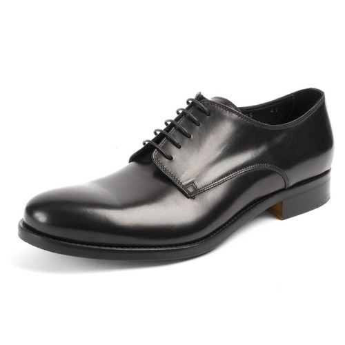Black Lace Up Oxford