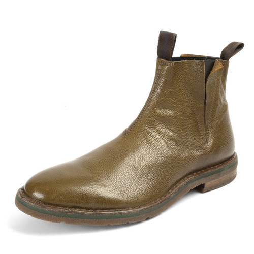 Gusseted Boot