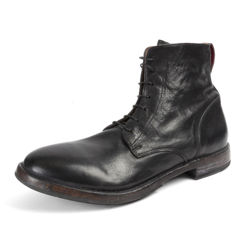 Unlined Laced Boot