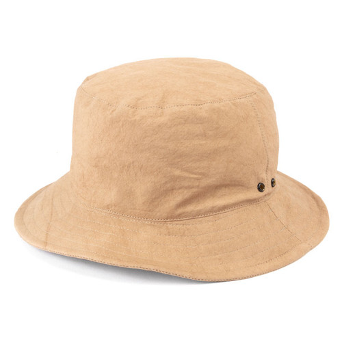 Crinkle Cotton Hat