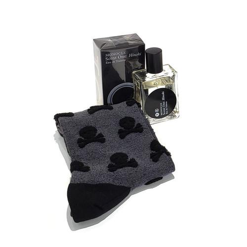 Hinoki Monocle Fragrance - Sock Combo Gift Set